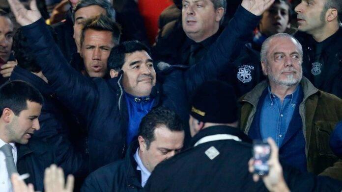 Maradona Van Basten