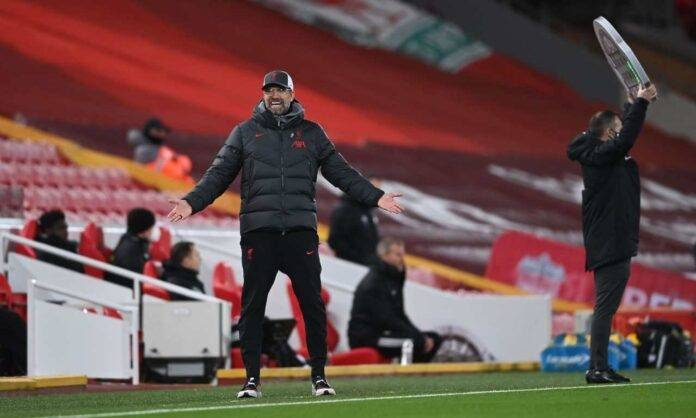 Salah Liverpool Klopp