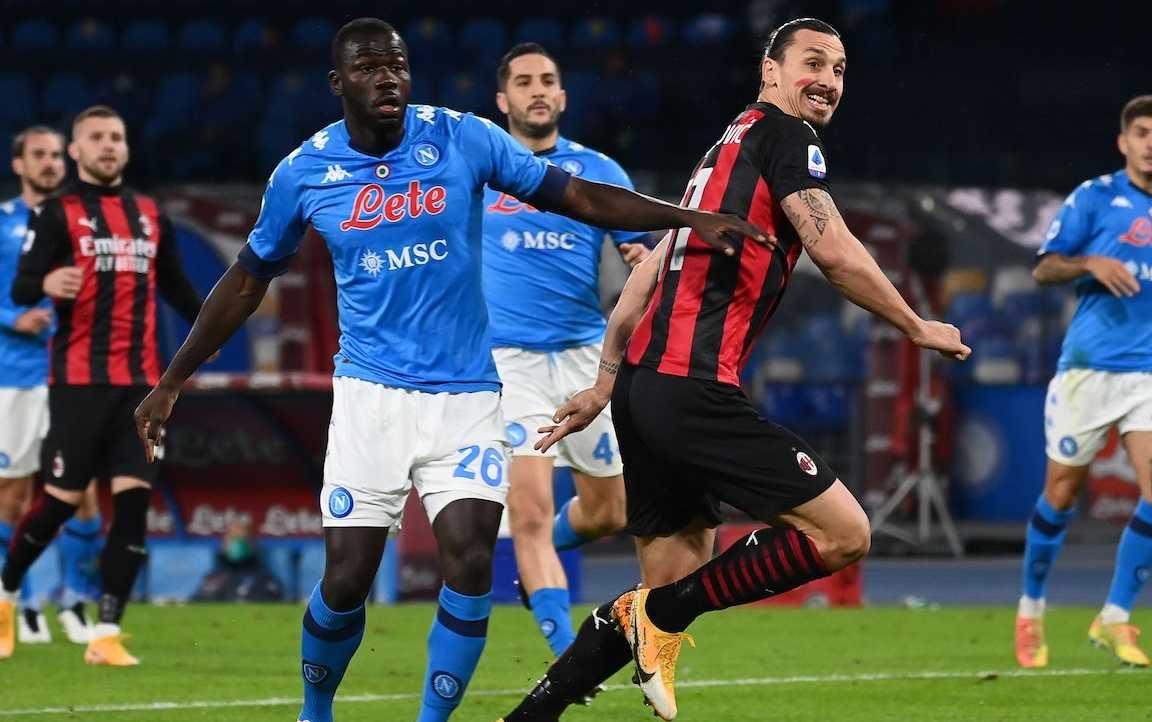 Koulibaly Ibrahimovic