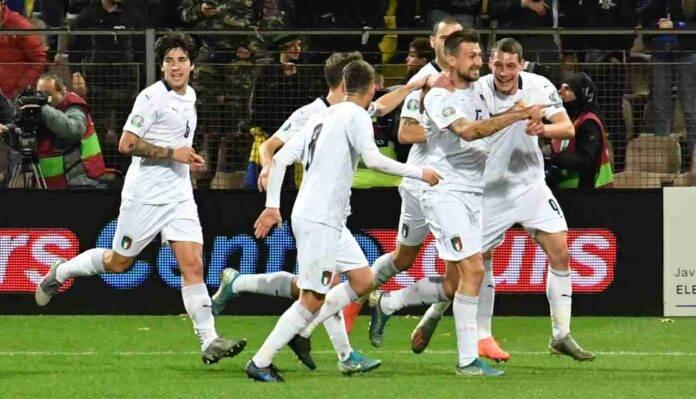 Italia Mancini Europeo