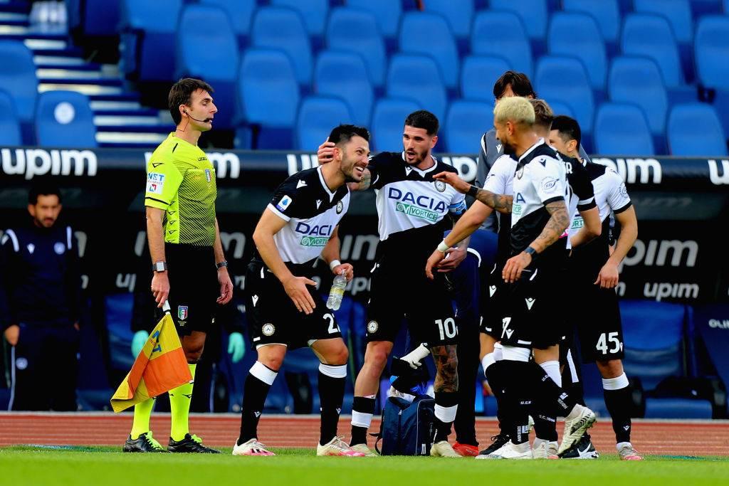 Lazio-Udinese Inzaghi Champions