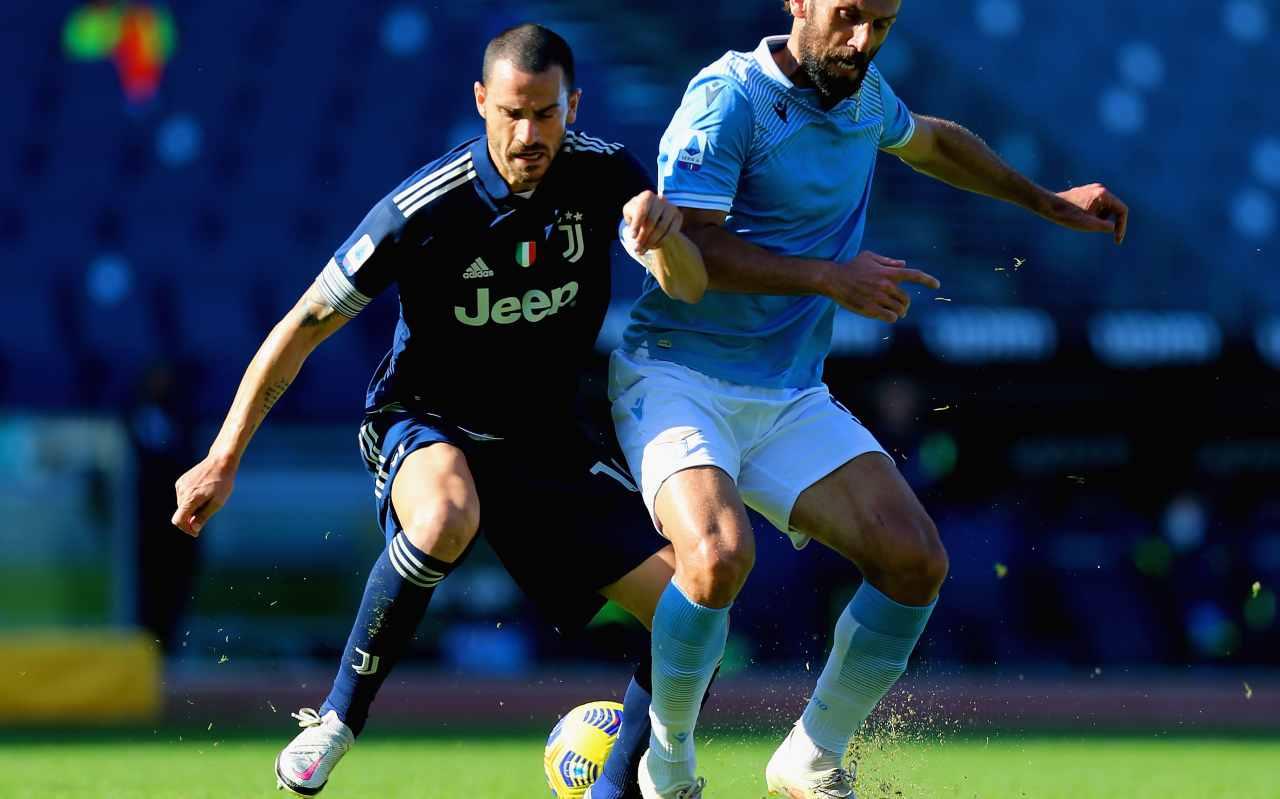 Juventus convocati Pirlo Ronaldo Bonucci