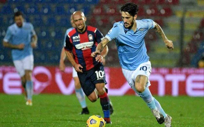 Luis Alberto capitano Lazio