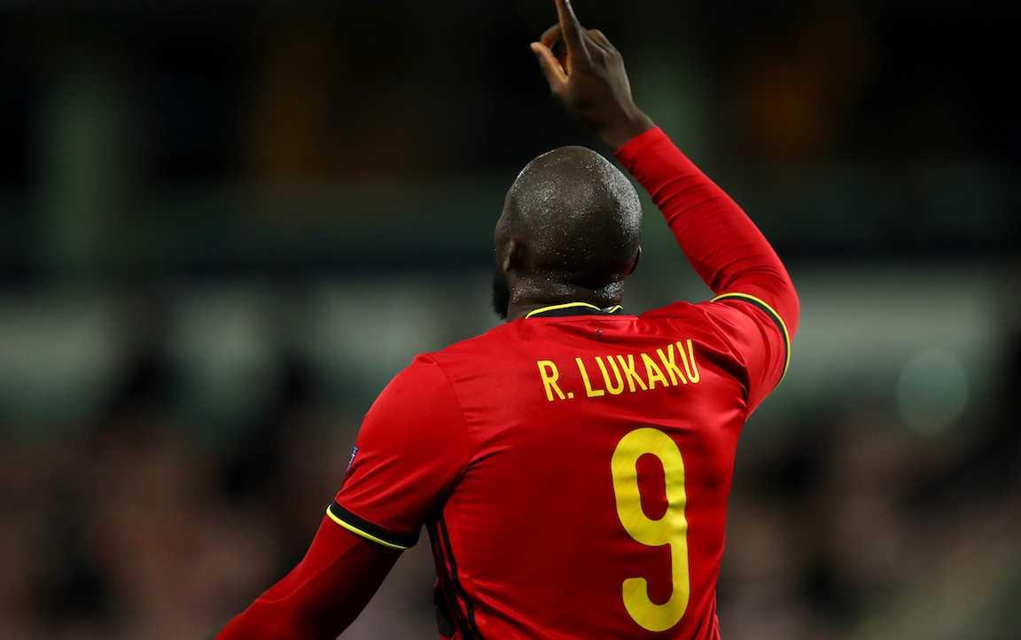 Lukaku Belgio