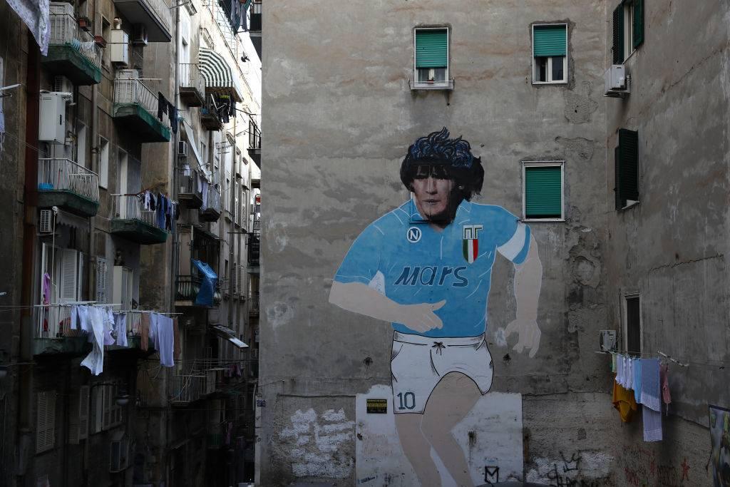 Maradona numero 10