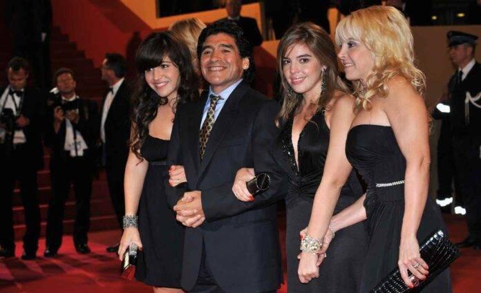 Maradona testamento