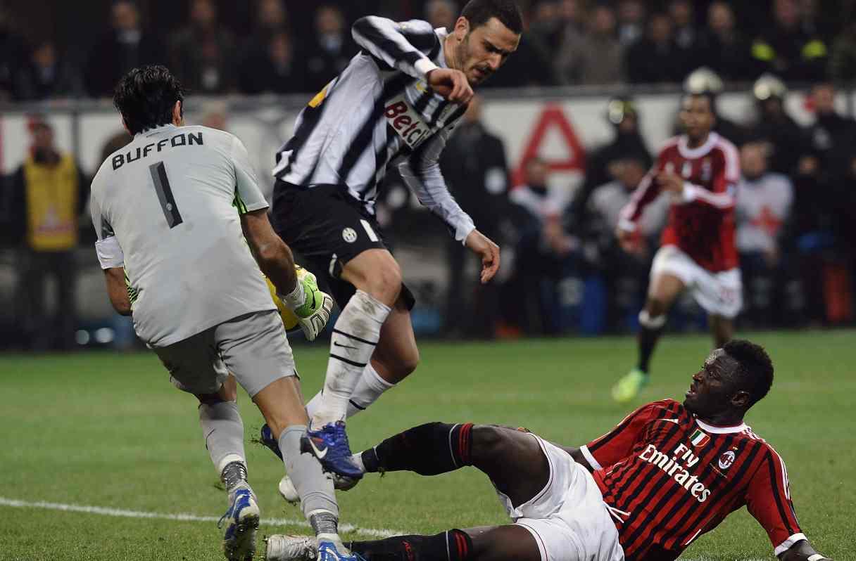 Milan Galliani Juventus