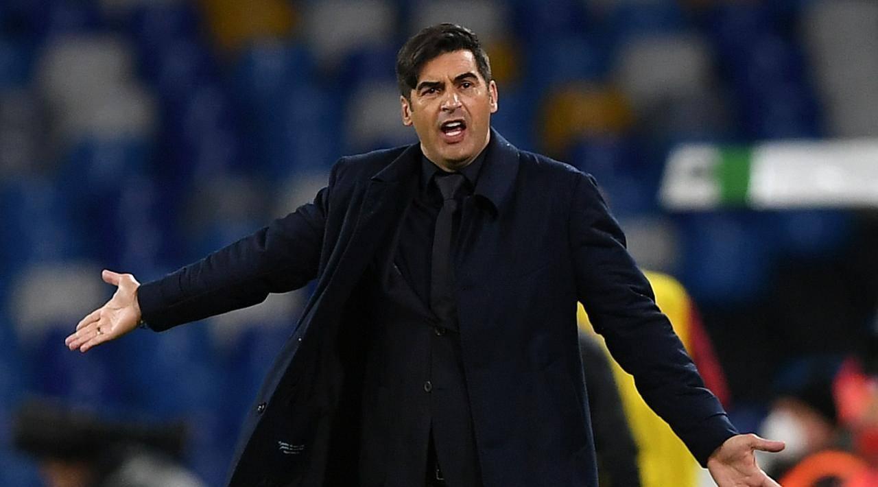 Roma-Sassuolo, Fonseca annuncia: