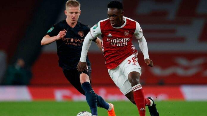 Balogun, è sfida Milan-Liverpool per il talento dell'Arsenal