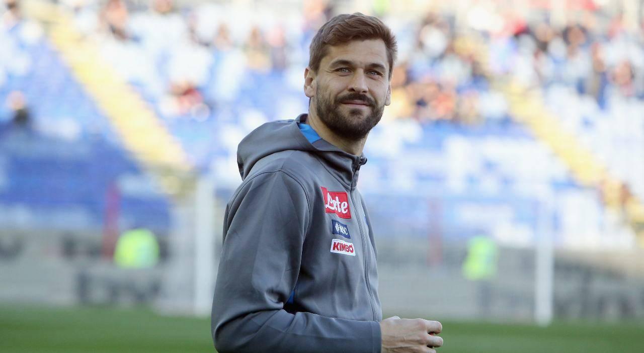 Calciomercato Milan Napoli Llorente