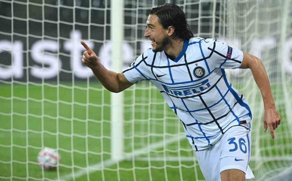 Inter Champions Darmian
