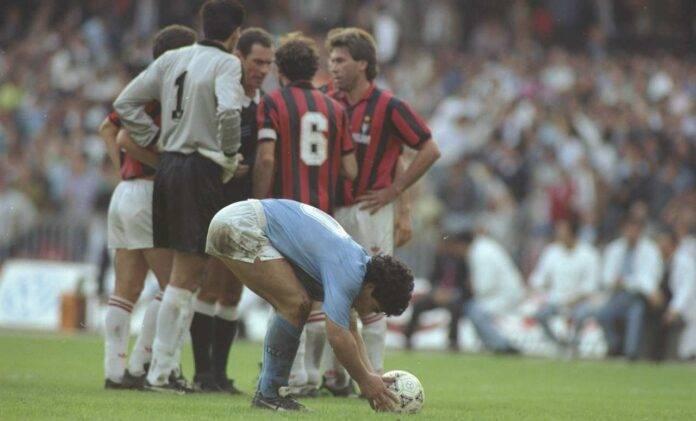 Maradona avvocato baqué