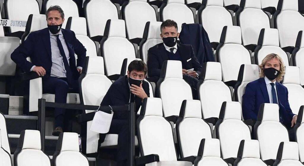 Dirigenti della Juventus