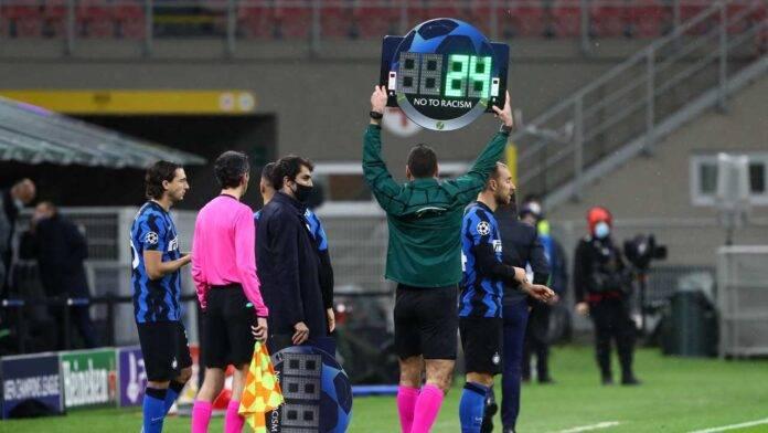 Eriksen pronto ad entrare in campo nell'Inter