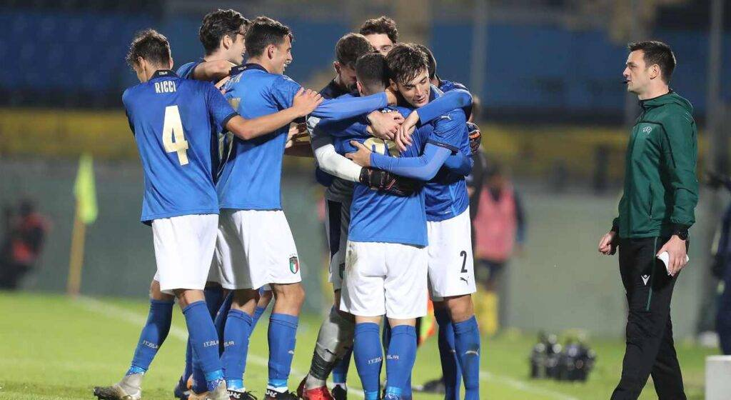 Europei U21: Italia con Spagna, Repubblica Ceca e Slovenia