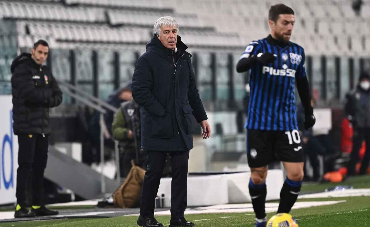Inter Gomez Atalanta