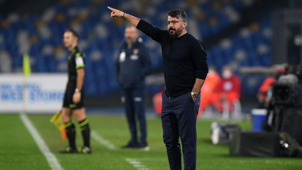 Gattuso-Napoli, slitta il rinnovo di contratto