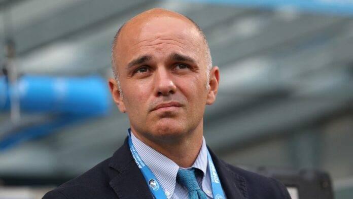 Luca Percassi, Atalanta