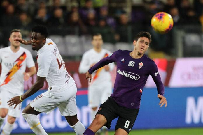 Pedro addio Fiorentina