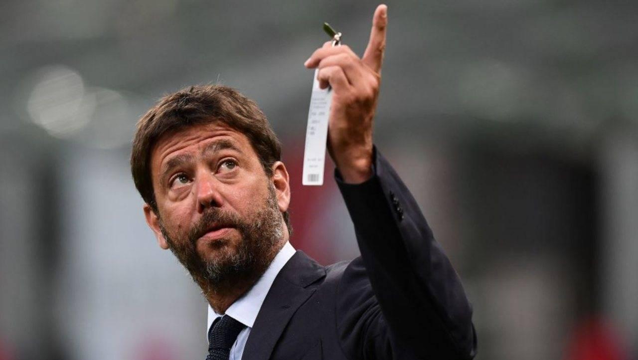 Agnelli Calciomercato Juventus Di Maria PSG
