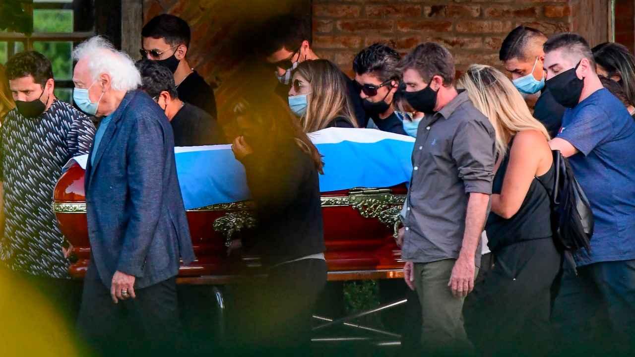 Funerale Maradona