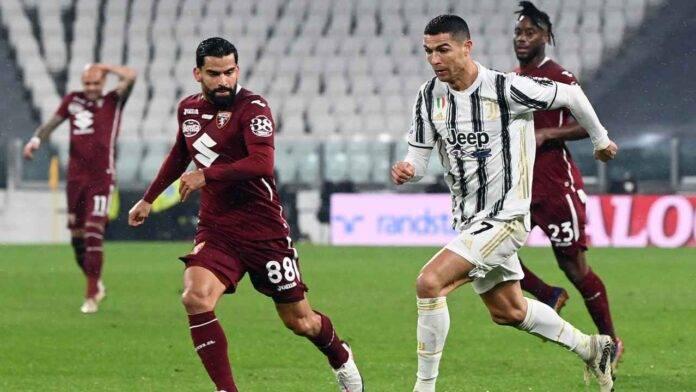 Juve-Torino dybala ronaldo
