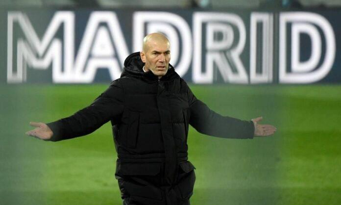 Real Zidane Atletico