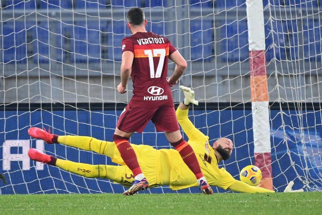 Roma-Torino rigore