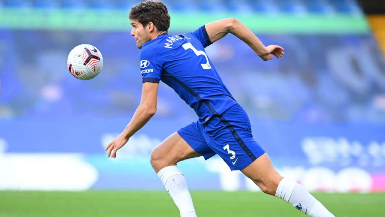 Inter Juve Marcos Alonso