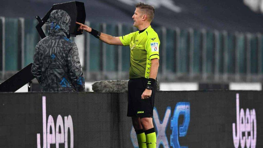 Arbitro Orsato