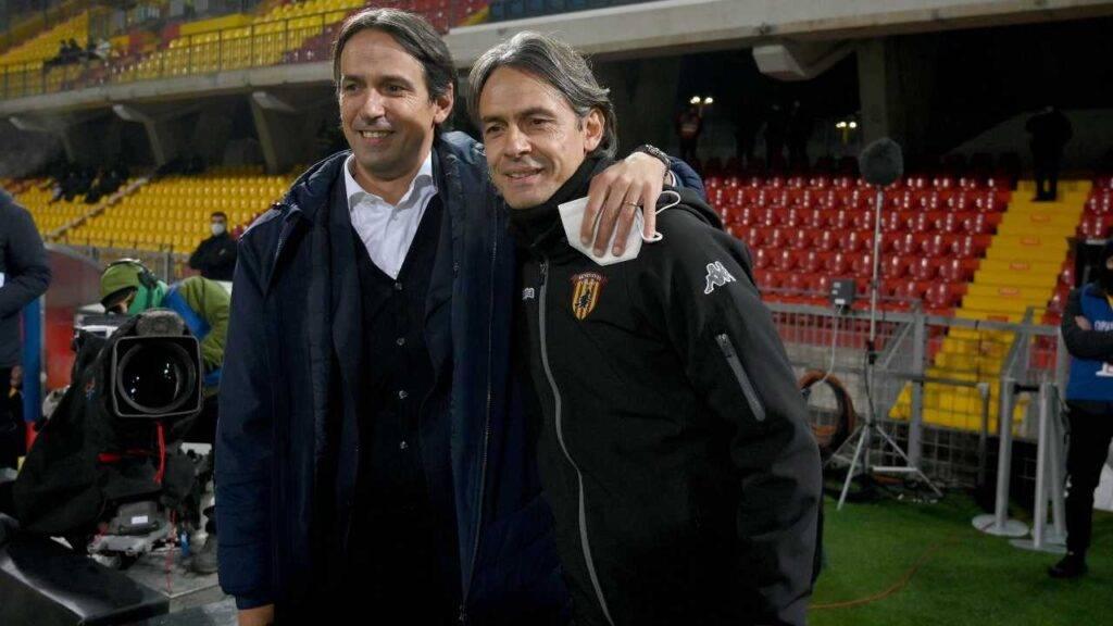 Simone e Pippo Inzaghi