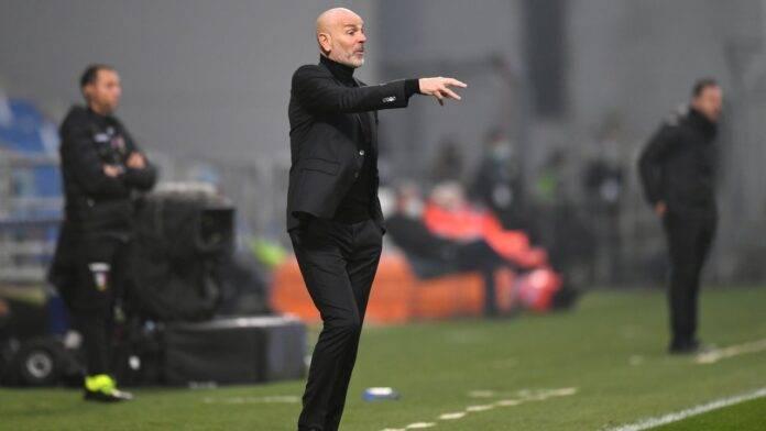 Pioli calciomercato Milan Thuram Nizza