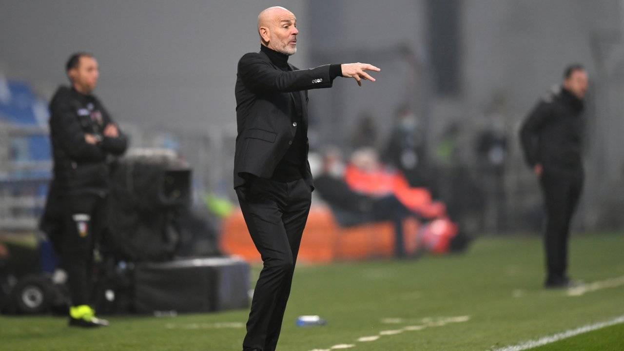 Stefano Pioli record gol Milan