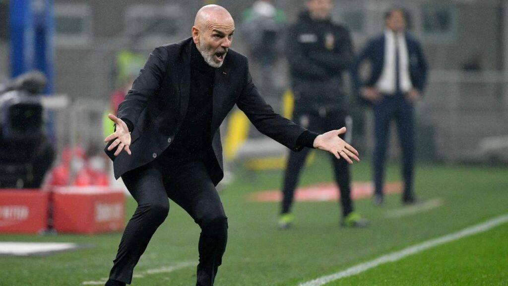 Stefano Pioli Milan infortunati Ibrahimovic