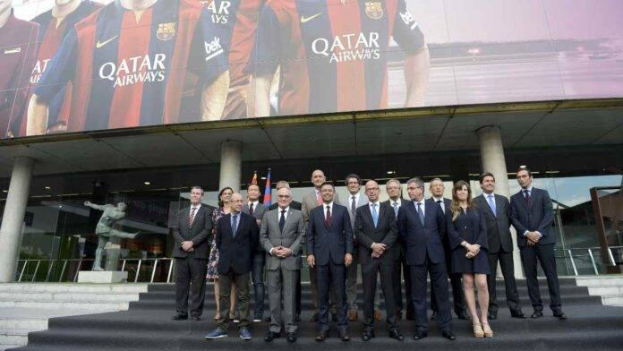 Elezioni Barcellona