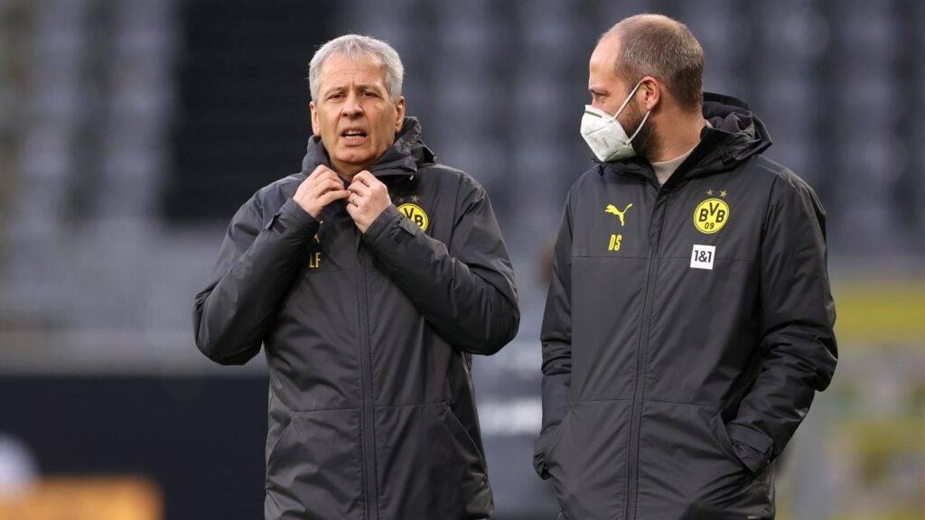 Il Dortmund esonera Favre