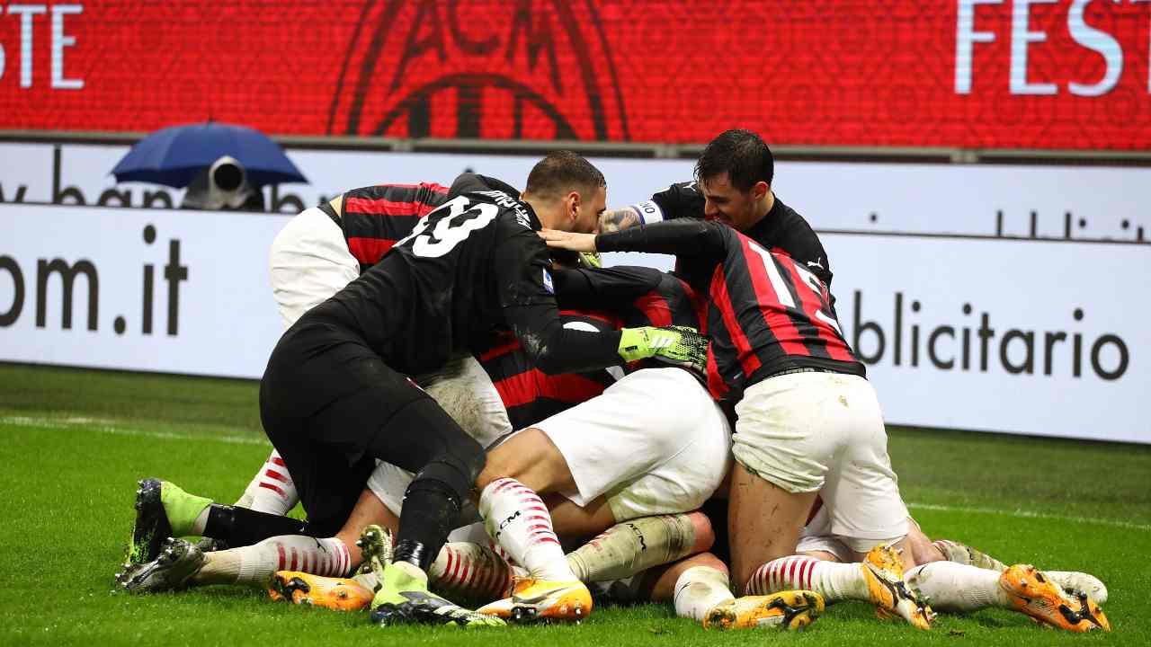 Il Milan batte la Lazio e si conferma capolista