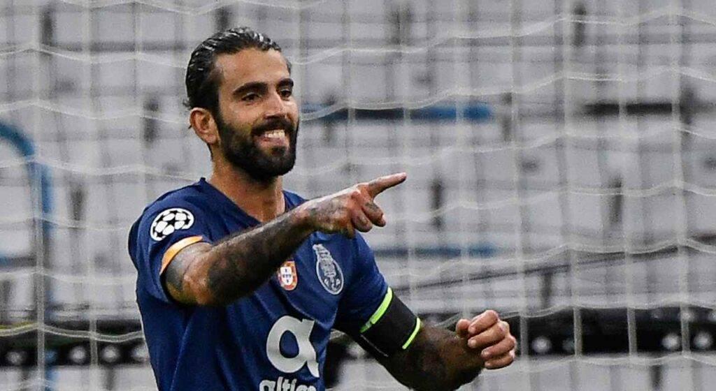 Il capitano del Porto, Sergio Oliveira