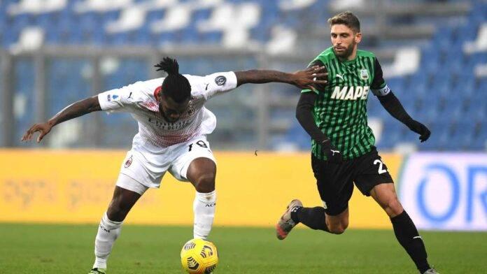 Il giallo rimediato con il Sassuolo, costerà a Kessié Milan-Lazio