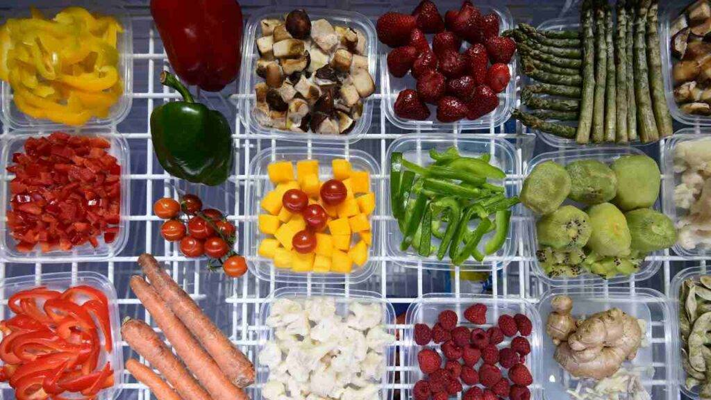 Importanza frutta e verdura per un'alimentazione corretta