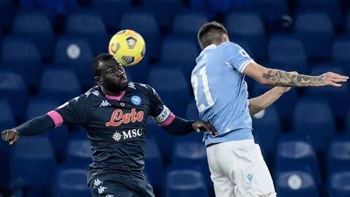 Infortunio muscolare per Koulibaly, arriva la comunicazione del Napoli