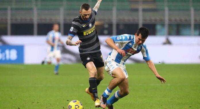 Inter Brozovic infortunio