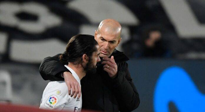 Isco e Zidane, destini incrociati alla Juventus