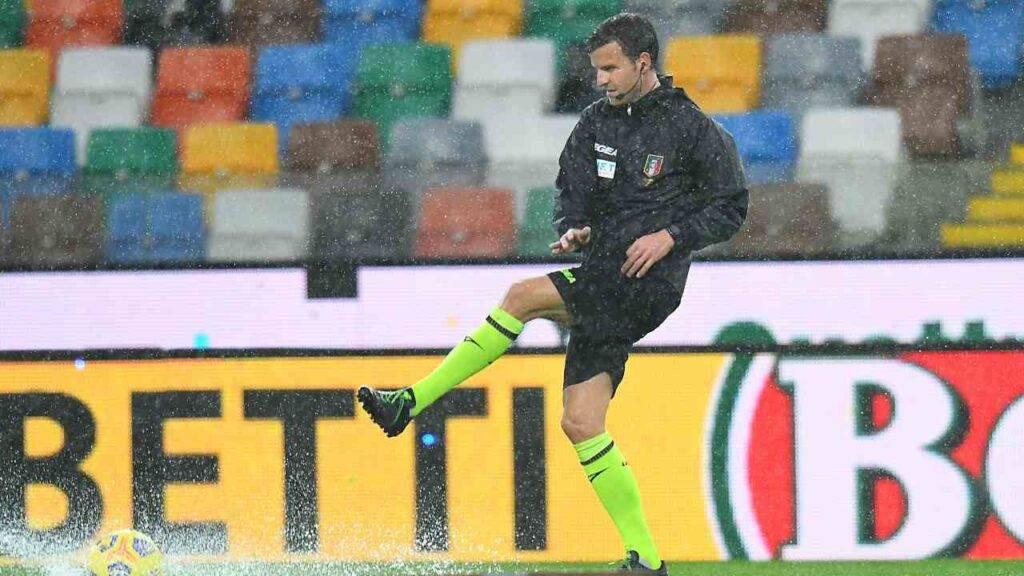 La Penna arbitrerà Juventus-Fiorentina