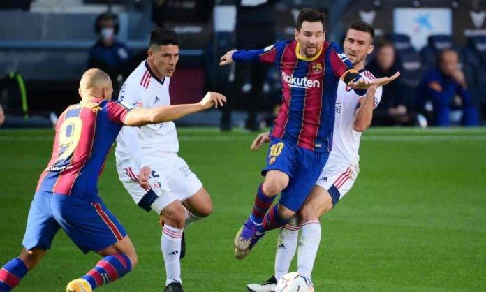 CR7 Messi Barcellona Juve