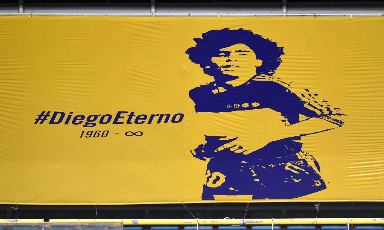 Maradona Amazon Prime