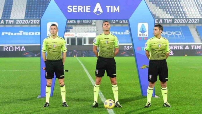Marco Di Bello arbitrerà il big match Milan-Lazio