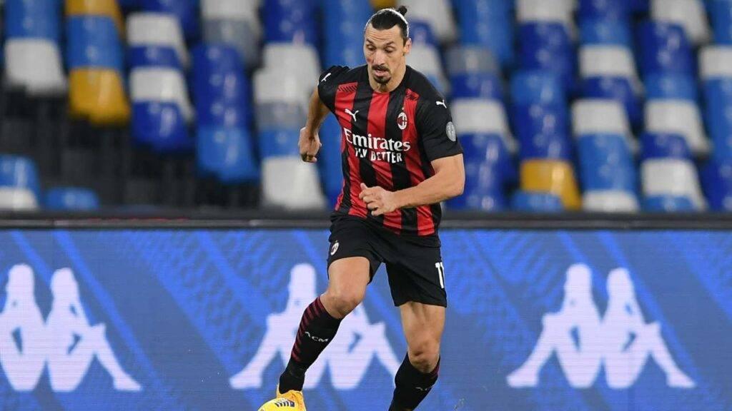 Milan, Ibrahimovic si allena con il gruppo