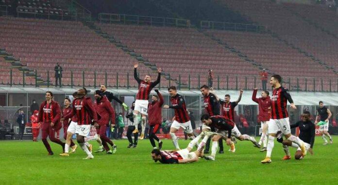 Milan primo a suon di record