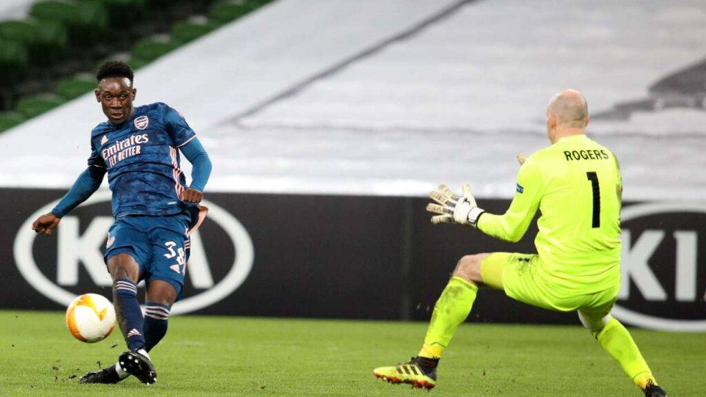 Milan su Balogun, il giocatore dell'Arsenal può liberarsi a costo zero